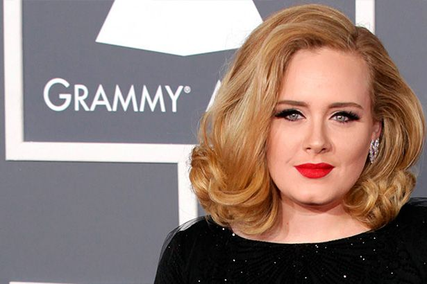 Adele é confirmada como atração do Grammy 2017 Background