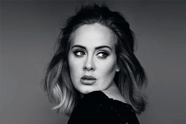 Adele quebra recorde na Billboard Background