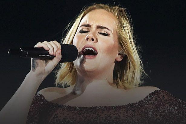 Adele revela que pode não fazer mais turnês Background