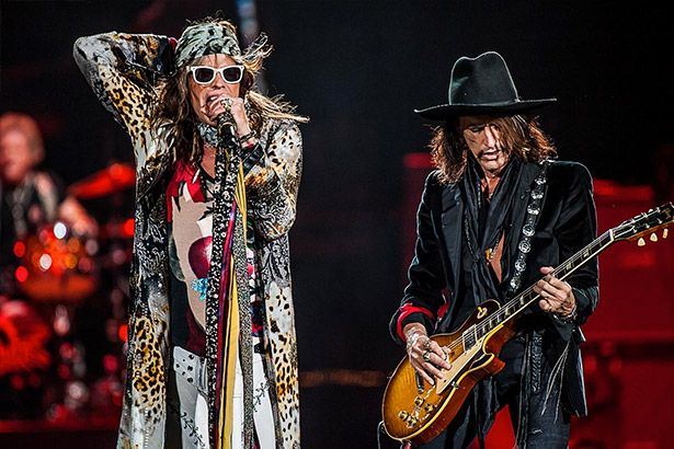 Aerosmith confirma vinda ao Brasil Background