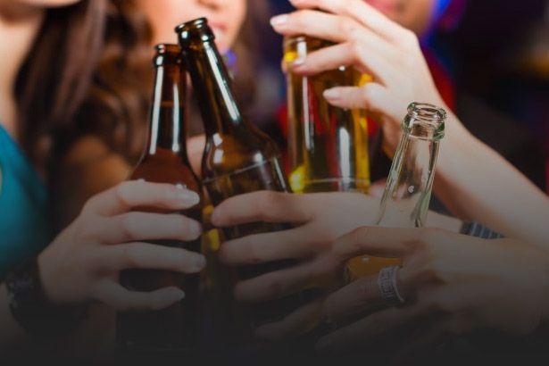 O consumo de álcool no Brasil aumentou 44% últimos dez anos Background