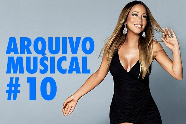Mariah Carey no Arquivo Musical da Antena 1 Background