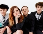 Banda Echosmith participa do programa Sunday Brunch Background