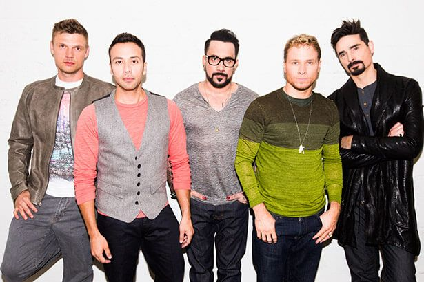 Confira performance de Backstreet Boys no Miss EUA 2016