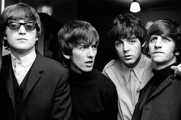 Placeholder - loading - Novo trailer de documentário sobre Beatles mostra banda encarando fama Background