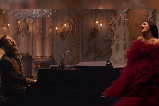 Assista ao clipe de Beauty And The Beast, com John Legend e Ariana Grande Background