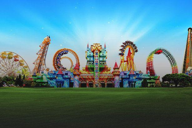 Beto Carrero World é eleito melhor parque temático do Brasil Background