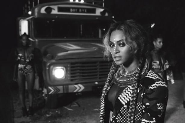 Beyoncé divulga novo single de Lemonade Background
