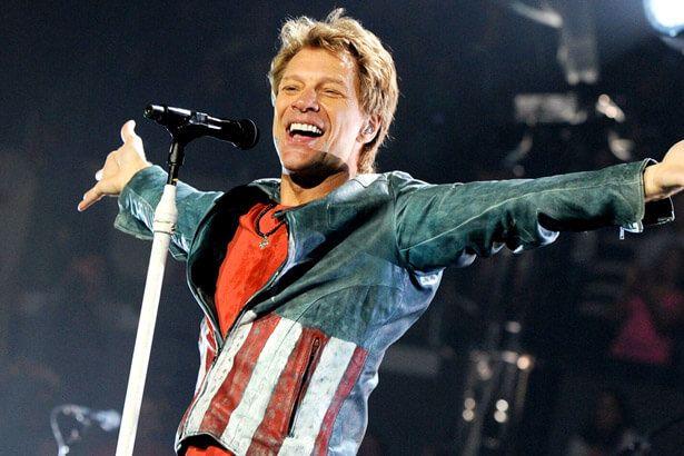 Placeholder - loading - Imagem da notícia Confira performance de Bon Jovi em casamento