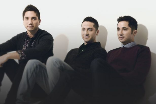 Boyce Avenue é o Artista da Semana Background