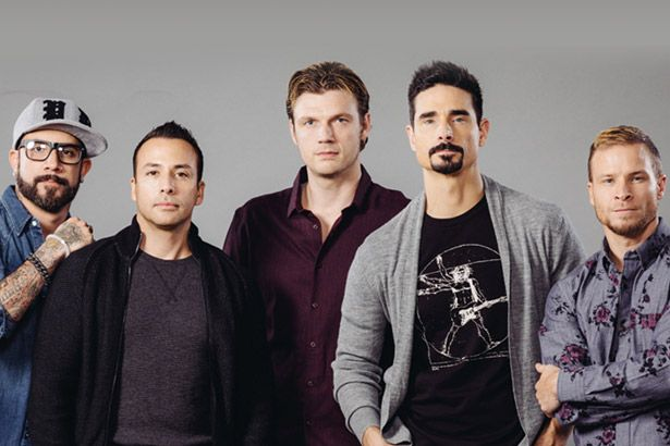 Após dez anos, Backstreet Boys retornam à parada da Billboard Background