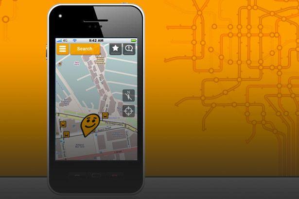 Aplicativo de mobilidade Moovit lança serviço de caronas no Brasil Background