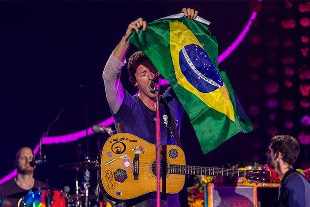 Fãs podem escolher possíveis atrações do Rock In Rio 2017 Background