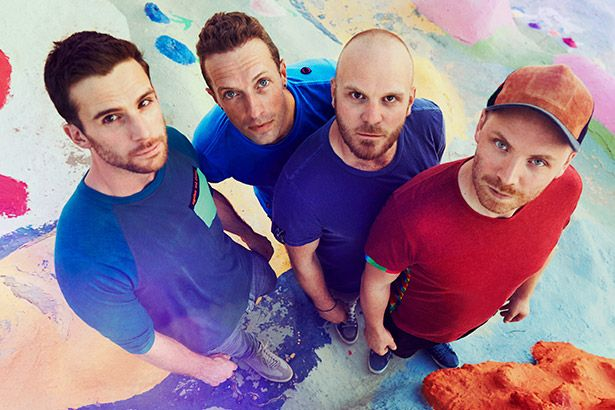 "Coldplay lança clipe do single ""Up&Up"" Background"