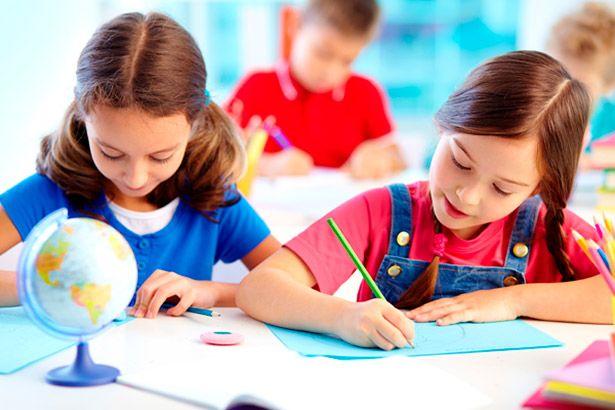 A convivência social pode influenciar a personalidade das crianças Background