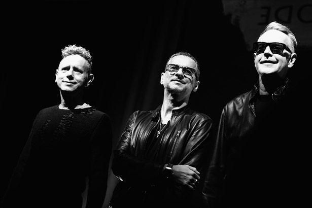 Depeche Mode confirma vinda ao Brasil durante turnê Background