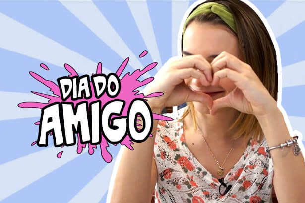 Comemore o Dia do Amigo com a Antena 1 Background