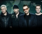 "U2 toca a canção ""When Love Comes To Town"" em homenagem a B.B. King Background"