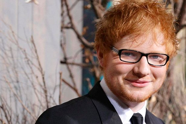 Assista ao novo clipe de Ed Sheeran Background