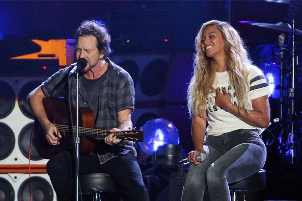 Placeholder - loading - Próximo single de Pearl Jam contará com participação de Beyoncé Background
