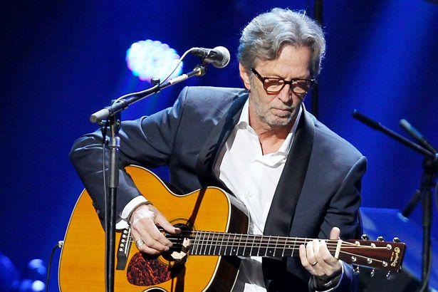 Placeholder - loading - Imagem da notícia Eric Clapton teria feito faixas com os Stones