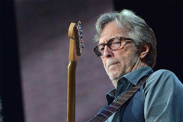 Confira canção inédita de Eric Clapton Background