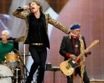 The Rolling Stones fazem show surpresa em Los Angeles Background