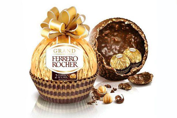 Placeholder - loading - Imagem da notícia Ferrero Rocher em tamanho família