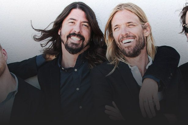 Banda de R&B fará participação em disco do Foo Fighters Background