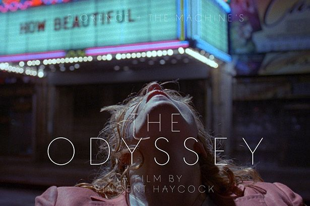 "Confira o filme completo de ""The Odyssey"", de Florence + The Machine Background"