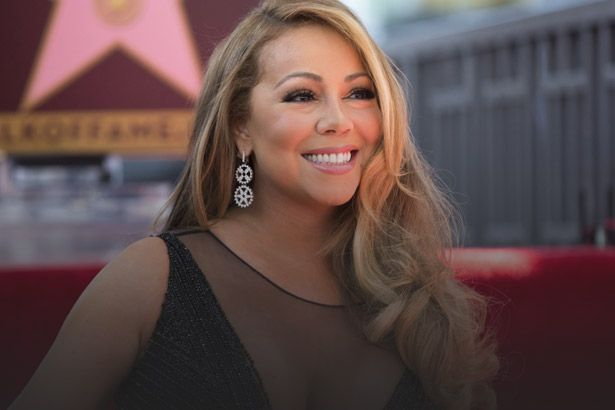 Mariah Carey fala sobre baixa autoestima Background