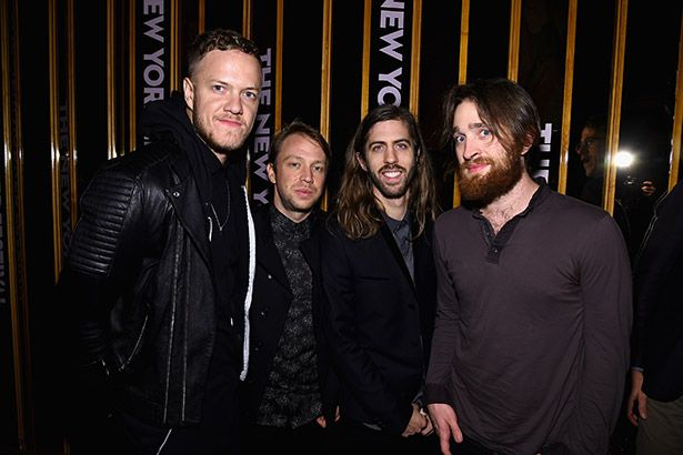 Imagine Dragons lança Believer, faixa inédita do grupo Background