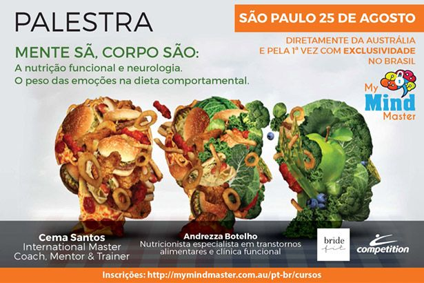 Evento promove saúde do corpo e da mente Background