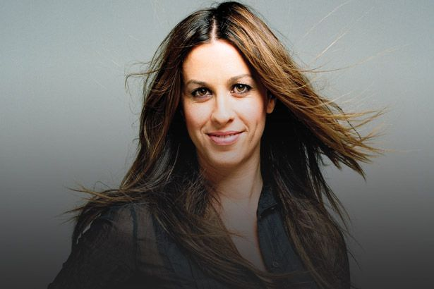 Álbum de Alanis Morissette vai virar musical Background