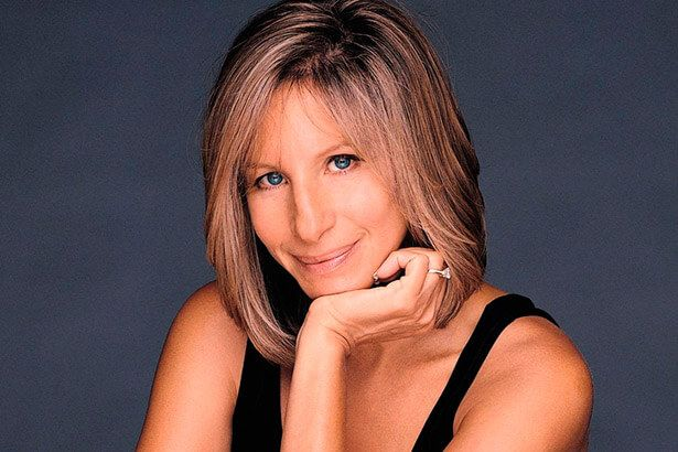 Barbra Streisand assume topo do ranking britânico de discos Background