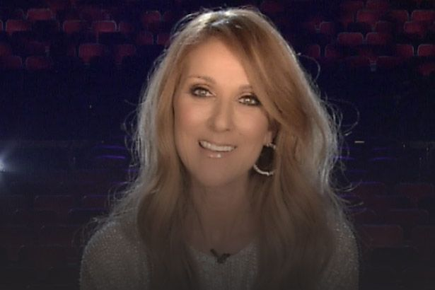 "Céline Dion vai interpretar ""My Heart Will Go On"" no Billboard Music Awards Background"