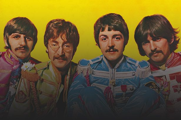 "Placeholder - loading - Brasil é 4º país que mais ouve álbum ""Sgt. Peppers"", dos Beatles Background"