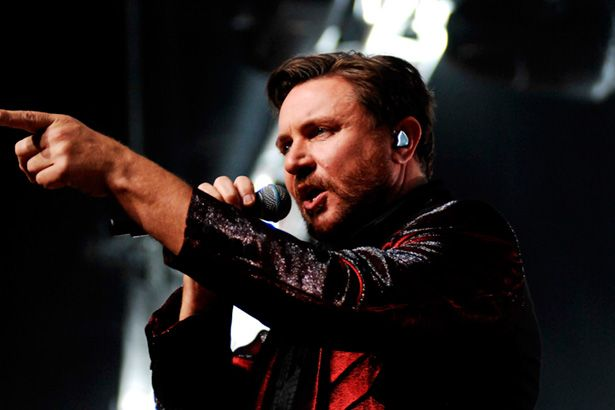 Duran Duran está confirmado no Lollapalooza Brasil 2017 Background