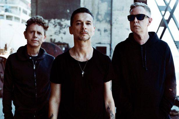 Confira apresentação inédita de Depeche Mode Background
