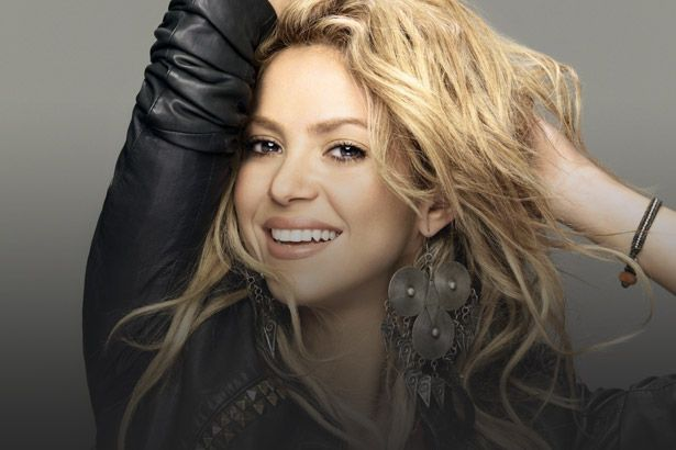 Shakira quebra recorde no YouTube Background