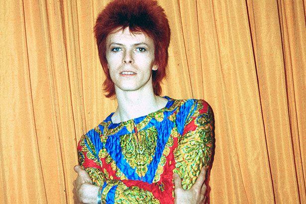 Música de David Bowie é eleita a melhor dos anos 70 Background