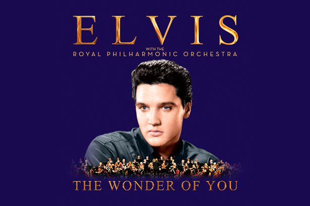 Novo álbum de Elvis Presley com Royal Philharmonic Orchestra chega ao Brasil Background
