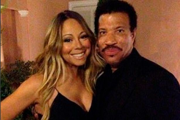 Placeholder - loading - Mariah Carey e Lionel Richie farão turnê conjunta Background