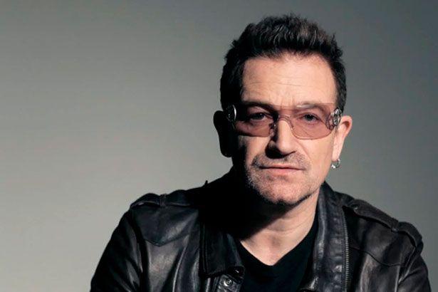 Bono Vox será primeiro homem em lista de mulheres influentes Background