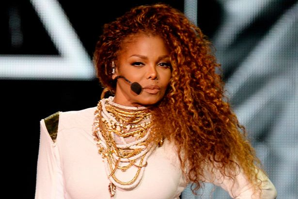 Janet Jackson retomará sua turnê Background