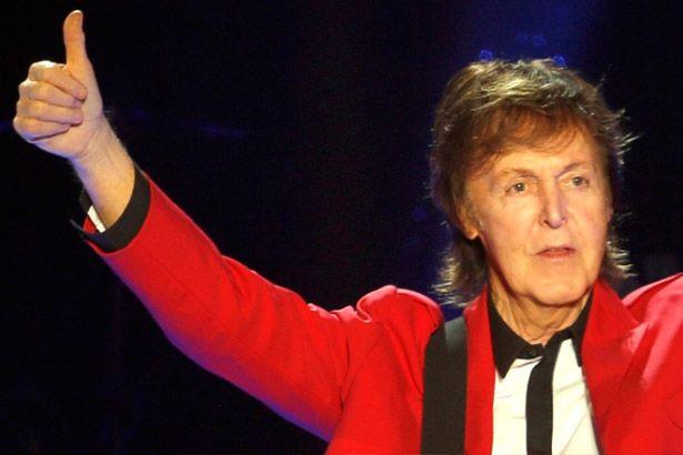 Paul McCartney vem ao Brasil pela oitava vez em outubro Background