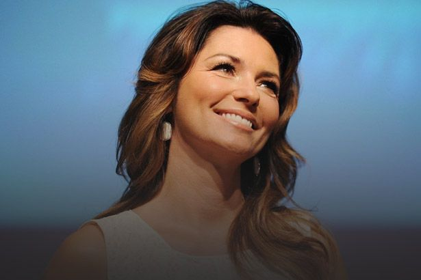 Shania Twain fala sobre sonho de turnê mundial Background