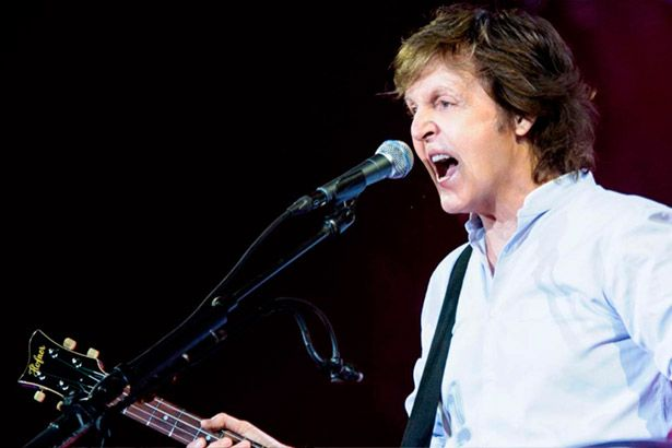 Ingressos para shows de Paul McCartney estão à venda Background
