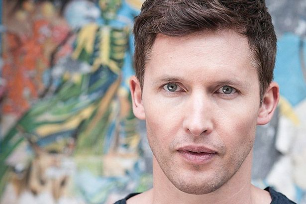 James Blunt anuncia novo álbum para 2017