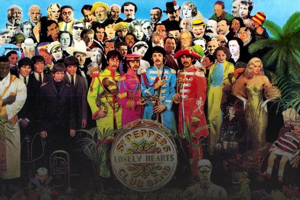 Placeholder - loading - Edição comemorativa de Sgt. Pepper's traz os Beatles de volta à parada Background
